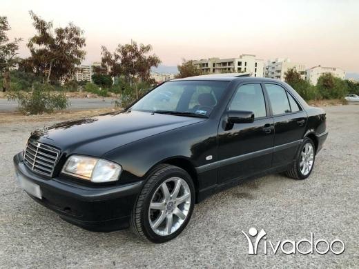 Mercedes-Benz in Tripoli - C 180 model 1999 Clean car