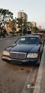 Mercedes-Benz in Zahrieh - Mercedes Benz S500