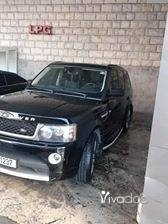 Rover in Zahleh - Range rover 2008 hse look autobiographie
