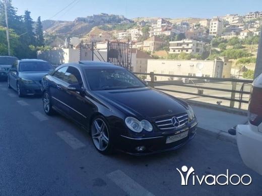 Mercedes-Benz in Beirut City - Mercedes clk 500 2003