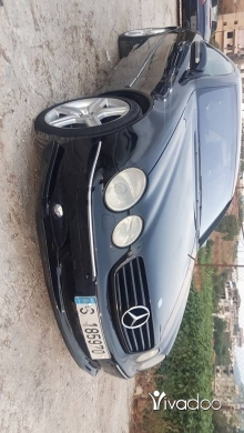 Mercedes-Benz in Beirut City - mercedes benz 500cl model 2003