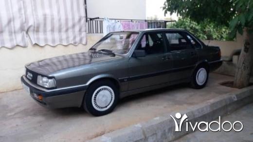 Audi in Chtaura - اودي موديل ال87 مسجلة بإسمي مسكر ميكانيك 2020