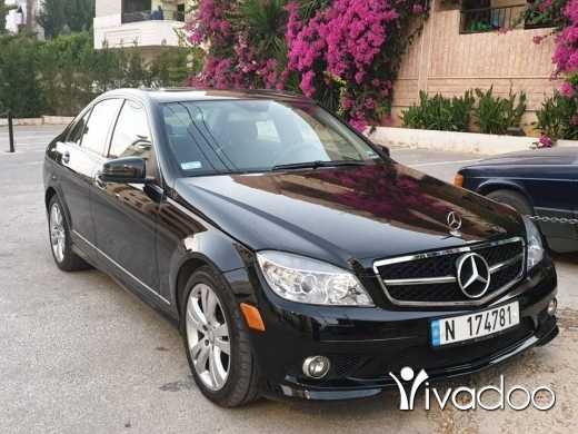 Mercedes-Benz in Nabatyeh - Mercedez C300- 2010