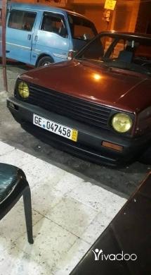 Volkswagen in Aramoun - Golf 2 seyara ndefe bada shwyt trteb