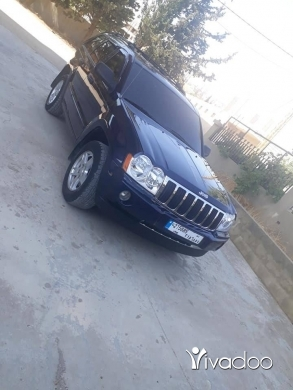 Jeep in Beirut City - Jeep 2005