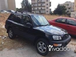 Toyota in Nabatyeh - Rav4
