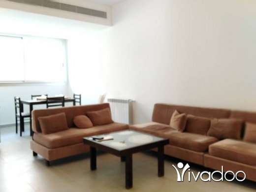 Apartments in Achrafieh - A furnished 80 m2 apartment for rent in Achrafieh