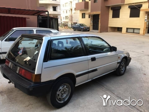 Honda in Port of Beirut - Honda civic