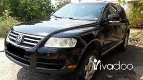 Volkswagen in Zgharta - Touareg 2004 special edition