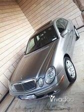 Mercedes-Benz in Beirut City - Mercedes E320 model 2000