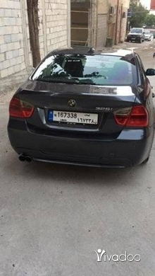 BMW in Tripoli - Bmw e90 325i