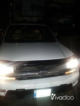 Chevrolet in Tripoli - رنج شفريليه ترل بليزر 2003 LTZ