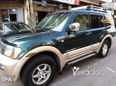 Mitsubishi in Tripoli - جيب جيد جدا ما بدو شي ليميتد فتحه جلد مكيف 4x4دواليب جيده مفوله