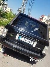 Rover in Saida - رانج روفر فوك موديل ٢٠٠٣ لوك ٢٠٠٦