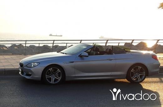 BMW in Beirut City - Bmw 650 twin turbo 5.0