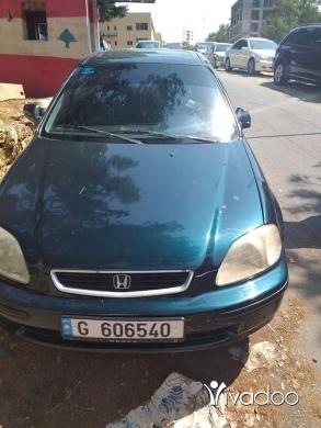 Honda in Beirut City - Honda civic 1997