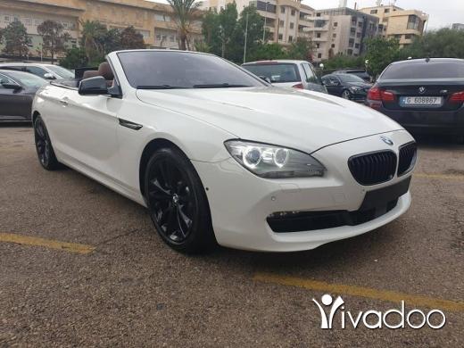 BMW in Beirut City - 2012 bmw 640i
