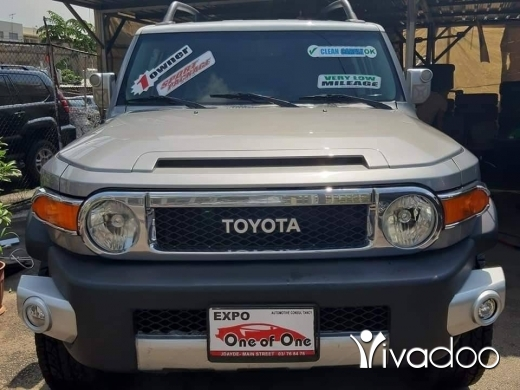 Toyota in Beirut City - Toyota FJ cruiser