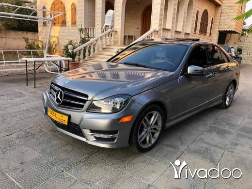 Mercedes-Benz in Beirut City - Mercedes-Benz c250 2014