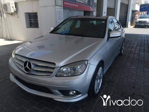 Mercedes-Benz in Beirut City - Mercedes c300
