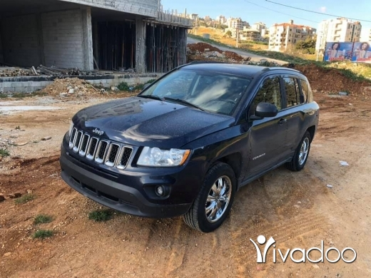 Jeep in Beirut City - 2013 JEEP COMPASS AUTOMATIC 4X4