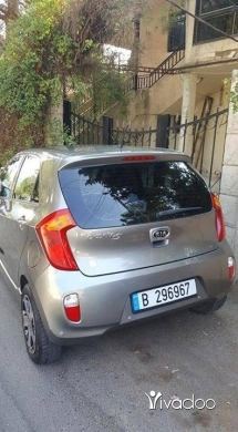 Kia in Beirut City - Kia picanto