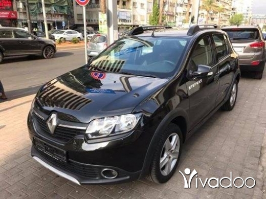 Renault in Beirut City - Renault sandero stepway model 2016 full option automatic 46000 km one owner no accident ☎️☎️