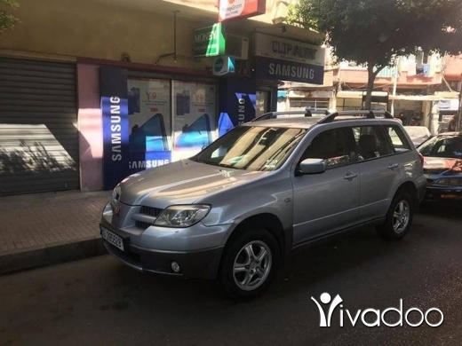 Mitsubishi in Beirut City - Mitsubishi outlander 2005 in a good condition low mileage 90000km japanese