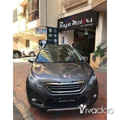 Peugeot in Beirut City - Peugeot 2008 2016
