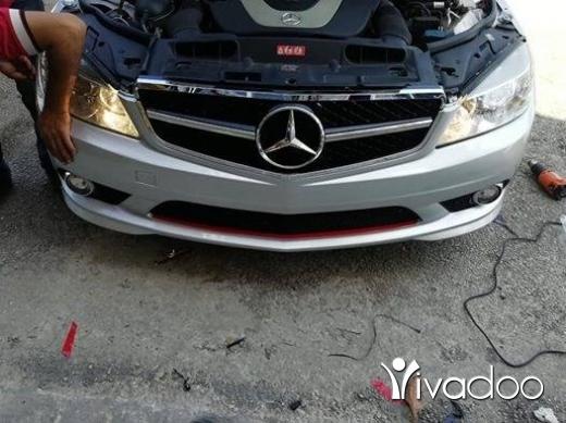 Mercedes-Benz in Sarafand - C300 2010 اجنبية.امكانية الفحص بالكامل.٧٠٤٥٥٤١٤