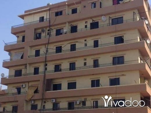 Apartments in Tripoli - شقة طابو اخضر ١١٠ متر للبيع في القبة مقابل مشروع الحريري