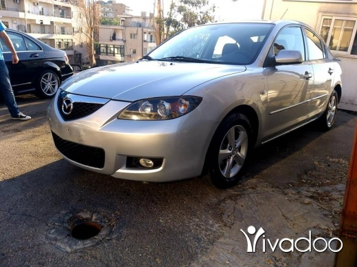 Mazda in Beirut City - Mazda 3 mod 2009
