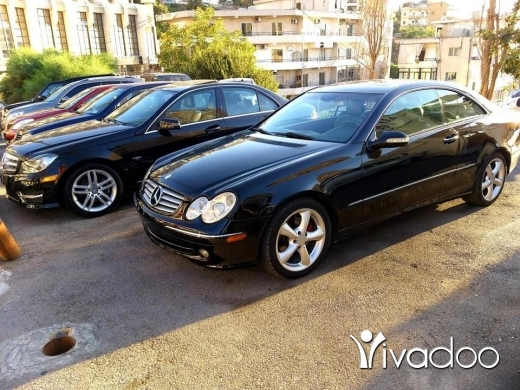 Mercedes-Benz in Beirut City - clk 320 mod 2003