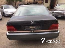 Mercedes-Benz in Majd Laya - S 320 mod 1994 kayen full option ankad 2019