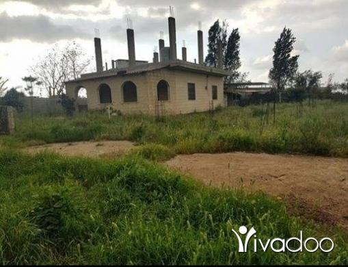 Land in Akkar el-Atika - للبيع بيت مع ارض 1000 متر بي عكار مشحا منطقه الضهر البيت