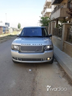 Land Rover in Beirut City - Vouge 2004 look 2012