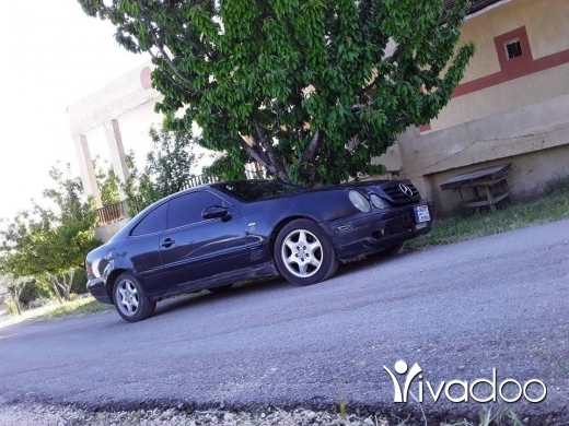 Mercedes-Benz in Baalback - ﻣﺮﺳﻴﺪﺱ clk 320