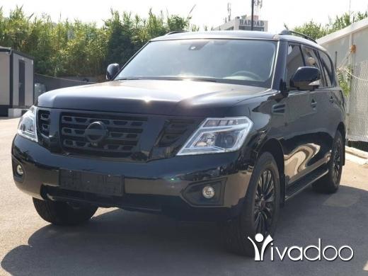 Nissan in Port of Beirut - Nissan Patrol Platinum V8 / Fully loaded / No accidents