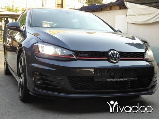 Volkswagen in Port of Beirut - 2015 GTI MK7 / Clean carfax / Fully loaded