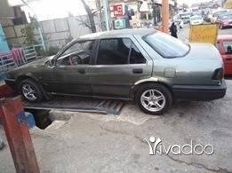 Honda in Beddawi - سيارتان هوندا للبيع مكيف واحدا اتومتيك وحدا عادي للجادين فقط ٢٤٠٠ حق سيارتان