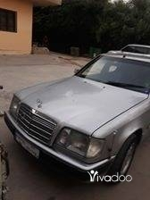 Mercedes-Benz in Akkar el-Atika - للبيع 300 موديل 91 مفوله عليه سني كسر بنزين