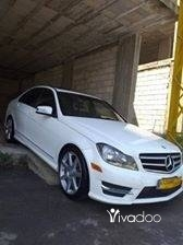 Mercedes-Benz in Tripoli - C250 model 2014