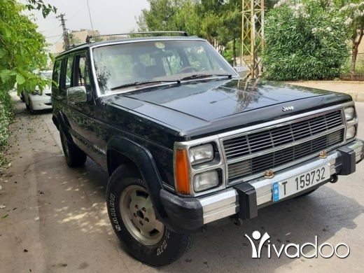 Jeep in Zouk Mikaël - Jeep cherokee wagoneer limited M 1986