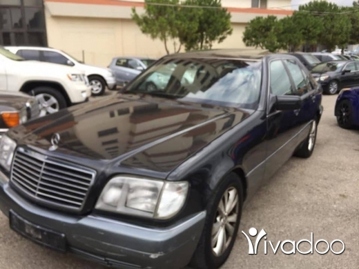 Mercedes-Benz in Majd Laya - S 320 mod 1994 kayen full