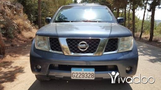 Nissan in Beirut City - Nissan Pathfinder 2006
