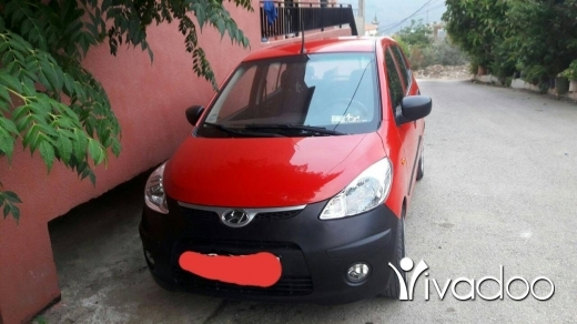 Hyundai in Akkar el-Atika - Hyundai i10 2010