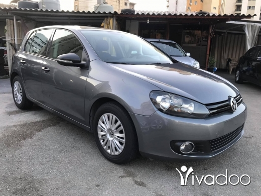 Volkswagen in Metn - For sale Golf model 2012