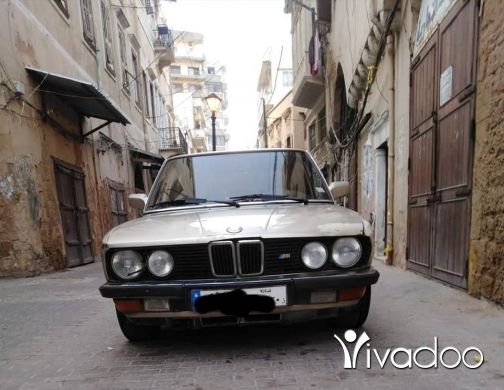BMW in Beirut City - .BMW 525 MOTOR