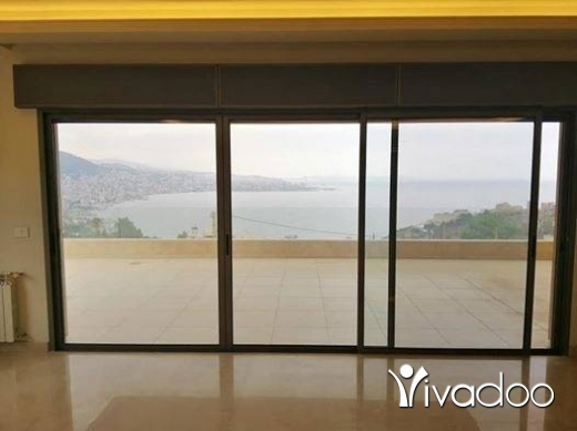 Apartments in Adma - للبيع شقة فخمة راقية جدا في ادما ٣٠٠ م + تراس ٢٥٠ م سوبر دولكس تل 81894144