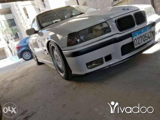 BMW in Beirut City - E36 model 96 mfawale